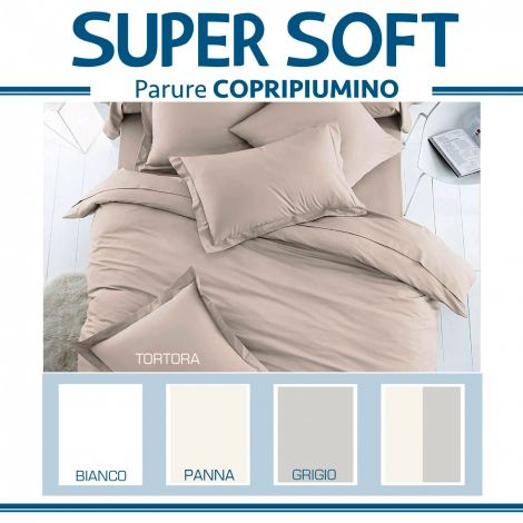 SUPER SOFT sheet set for single beds NO IRON