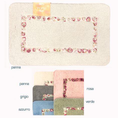 TUPAI Carpet for bathroom or bedroom cm 50x80
