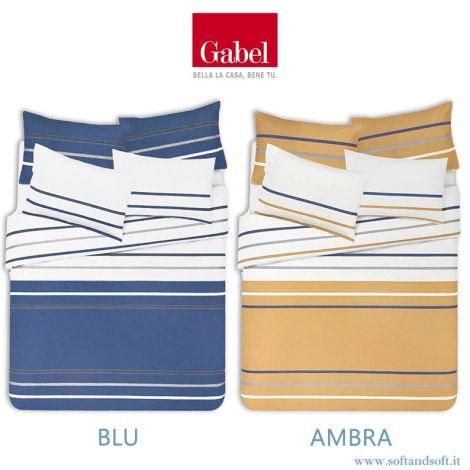 OPTIONAL Duvet cover parure for double bed GABEL
