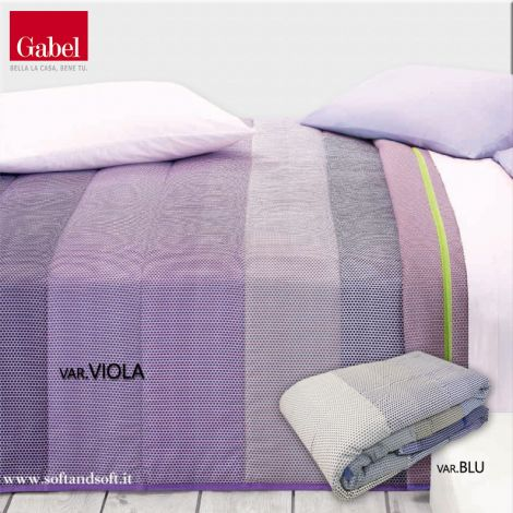 INNOVATION Quilted Bedcover for Single Bed GABEL