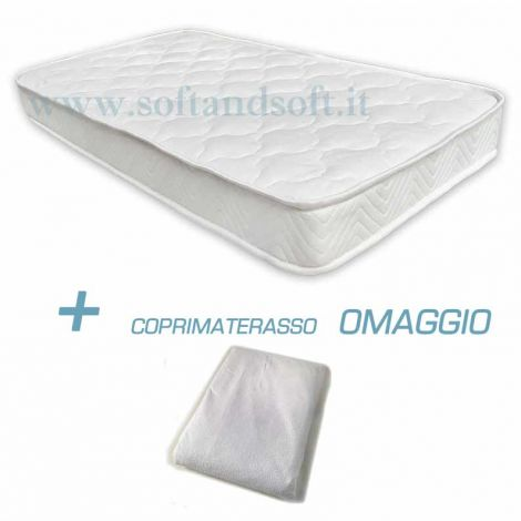 flameproof Mattress for cots cm 60x120X12