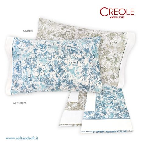ASIA Pure Cotton Sheet Set for Double Bed by CREOLE