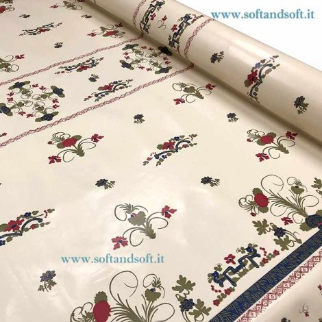FAENZA fabric fabric for tablecloth cm 120H (sales per meter)