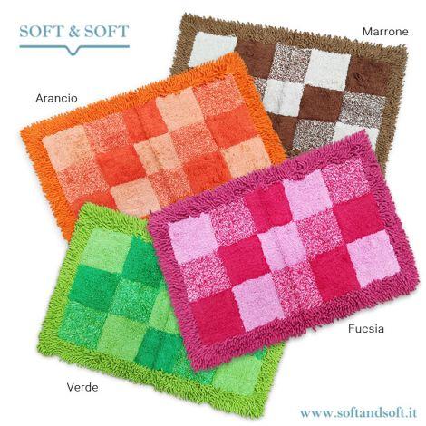 TILES Bathmat cm 50x80 Pure Cotton