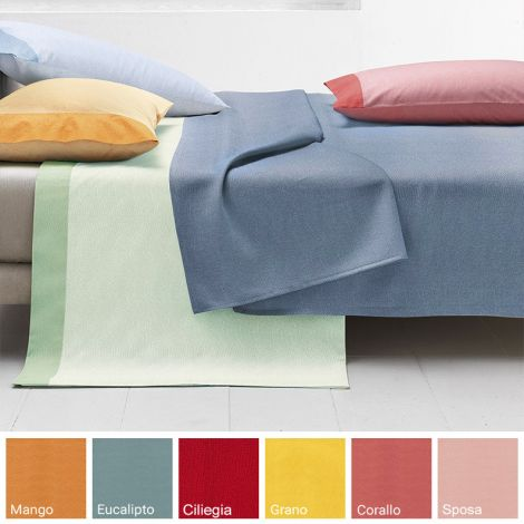 CHROMO Pure Cotton Piquette Bed Cover for Three-quarter Bed by GABEL