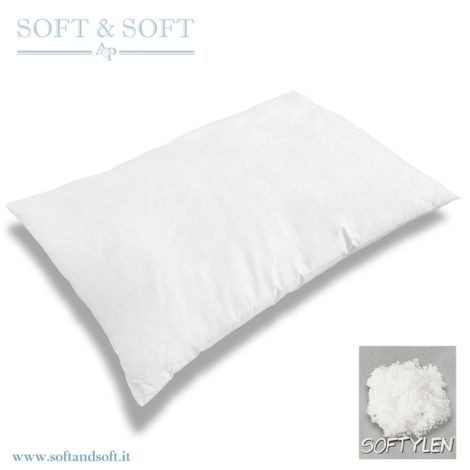 SILVERBALL Hypoallergenic Pillow Filled with Polyester Micro Spheres 751010