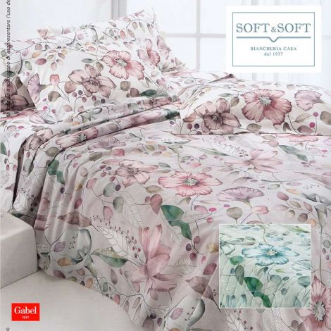 INFINITY jacquard bedcover for double beds Gabel