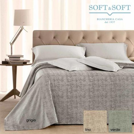 INGRID Jacquard Bedcover Double Bed Size 270X270