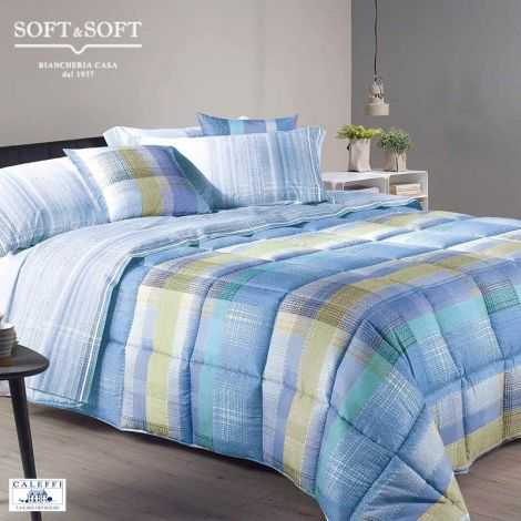 INTRECCIO single microfiber quilt gr. 250 Caleffi