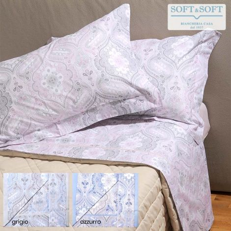 JAIPUR Bedcover/Sheet Set DOUBLE Bed Size Pure Cotton