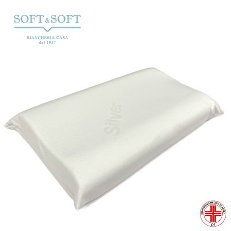 MEMORY PROTECTION cervical memory pillow