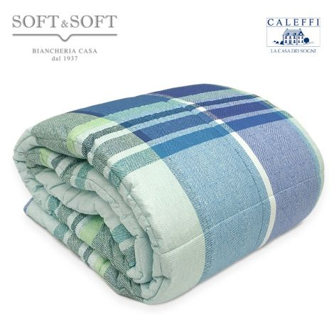 NORVEGIA Winter Quilt for THREE-QUARTER Bed in Polyester Microfibre CALEFFI