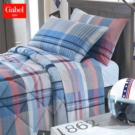 OFF GRID Pure Cotton SINGLE BED Sheets by GABEL