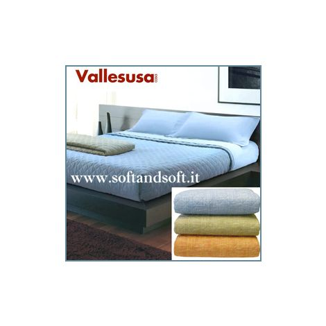 SOFIA Spring quilted bedcover for double bed Vallesusa