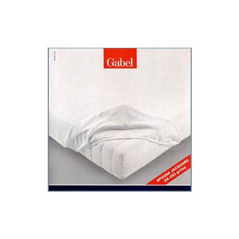 Multistretchable Towelling Single Mattress Cover, Gabel