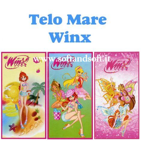 WINX Telo mare cm 76x152