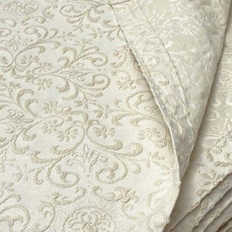 RAMAGE copriletto misura SINGOLA in tessuto jacquard cm 170x260-Corda