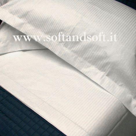 RIGATINO Pillowcase cm 60x90 White Embroidery