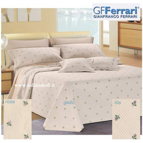 ROSITA Cotton Bedcover for double beds