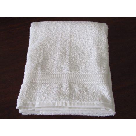 Telo bagno in spugna cm 100x150 bianco (box15 pezzi)
