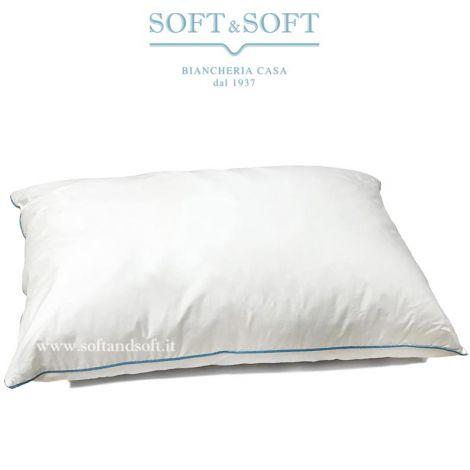 guanciale cuscino da letto sintetico simile alla piuma