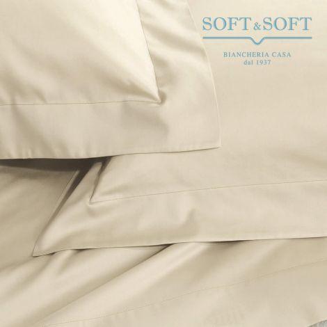 SOFT MAXI Sheet Set KING SIZE Bed cm 200x200+35 Pure Cotton Canvas