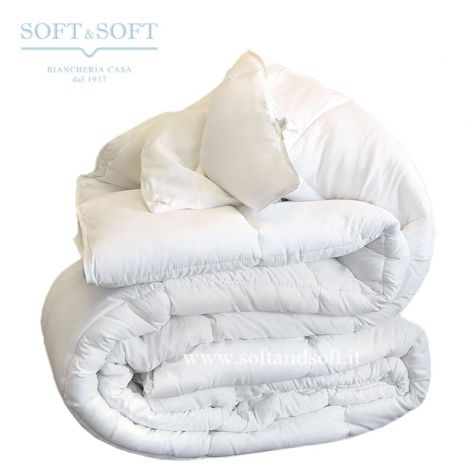 MICROFIBER ANALLERGIC DUVET FOR single BEDS winter Cortina