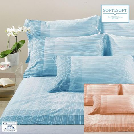 CORTINA sheet set for single bed by Caleffi