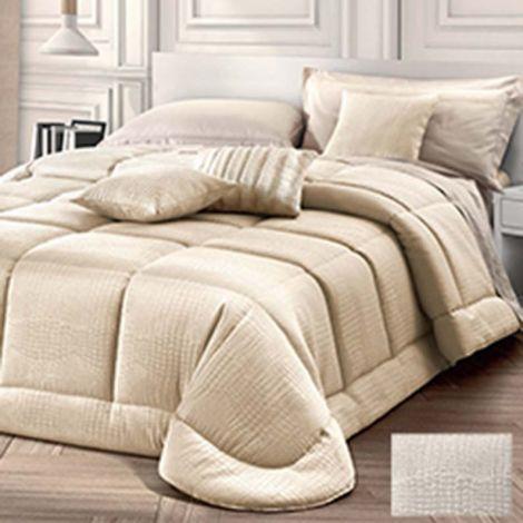 TASMANIA Jacquarde Microfibre Winter Quilt DOUBLE Bed Size