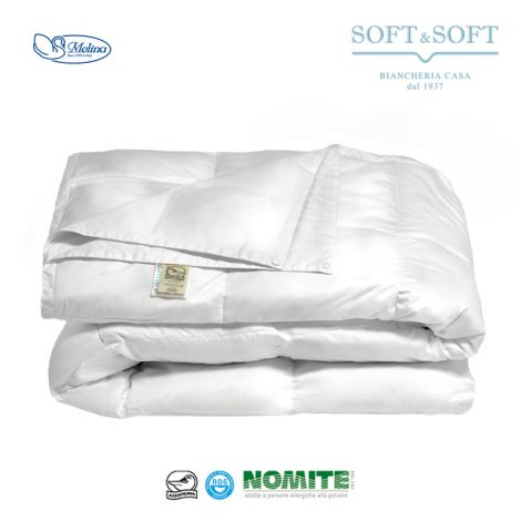 Four Seasons Duvet for Single beds 100% HUNGARIAN EIDERDOWN Molina