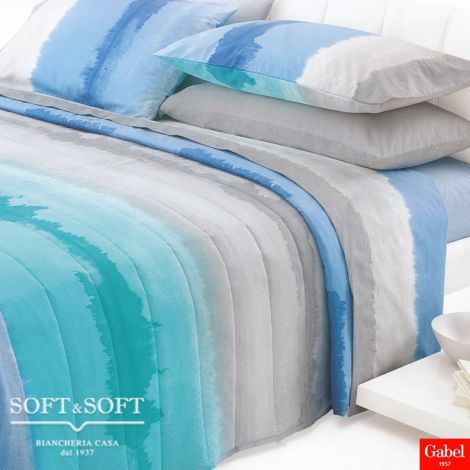 WHY NOT Sheet Set THREE-QUARTER BED Size in Pure Cotton by GABEL