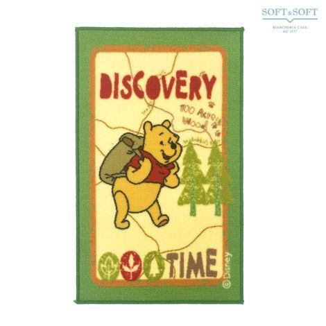 WINNIE Discovery Tappeto Disney 50x80