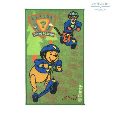 WINNIE Rescue Tappeto Disney 50x80
