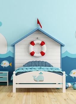 Mickey fumetto completo lenzuola per letto singolo disney caleffi - Lenzuola per bambini letto singolo ...